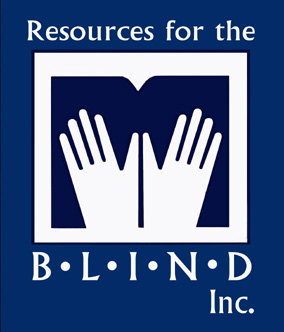 Resources for the Blind logo